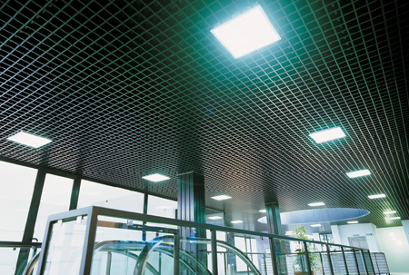 Pbm Mlx Open Cell Ceiling System